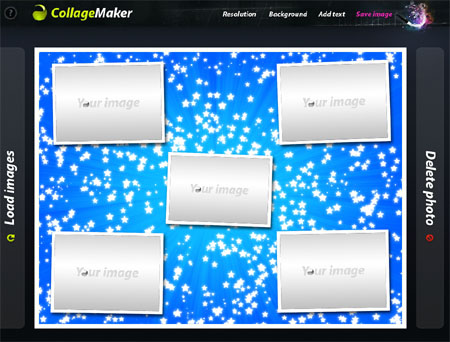 Hacer collages con Collagemaker