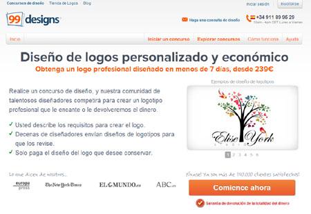paginas-para-crear-logos-99designs
